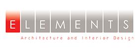לוגו אלמנטס אדריכלות