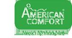 לוגו אמריקאן קומפורט