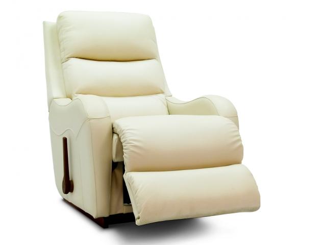 כורסא בעלת מנגנון הכולל אפשרות להטיית הכורסא ל-54 תנוחות שונות לתמיכה אופטימלית עם הדום רגליים כולל 3 מצבים מנגנון מתנדנד, קבוע או מתנדנד ומסתובב.