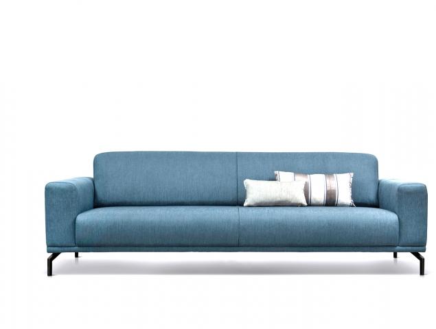 מערכת ישיבה מודרנית ללא כריות גב או מושב הניתנת להזמנה בהתאמה אישית