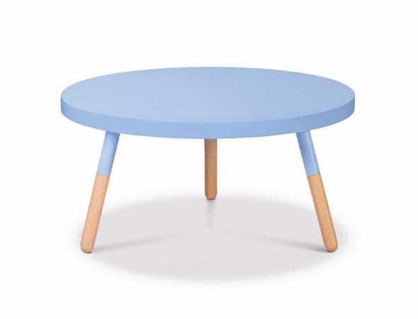 שולחן קפה בעל רגלי אלון