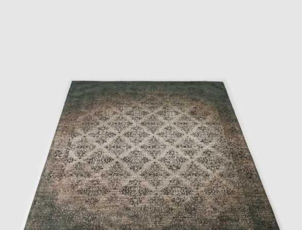 שטיח דק וקל משקל המעוצב בסגנון מודרני של צורות ועיטורים אקלקטיים מרהיבים שמתאימים מאוד לסלונים, לחדרי שינה, למשרדים מפוארים ולמבואות יוקרתיים.
