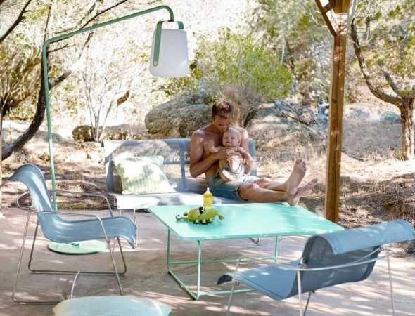כיסאות גן תכלת