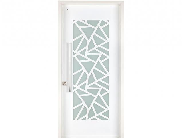 דלת כניסה עם אמירה עיצובית וטרנדית, מראה מהודר ואלגנטי תוך שמירה אופטימלית על ביטחונכם.
