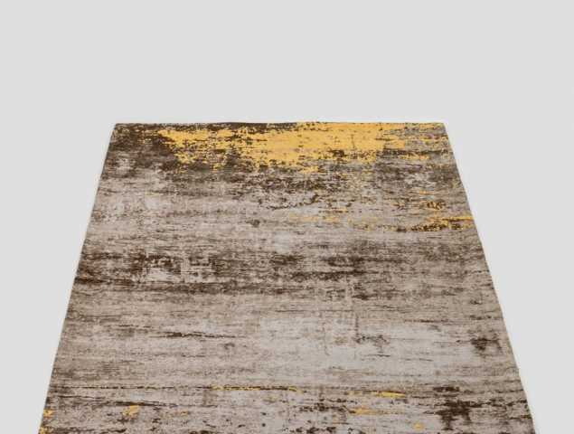 שטיח אשר הינו חלק מקולקציה בעיצובים אבסטרקטים מרהיבים. השטיח נוח מאוד לתחזוקה.