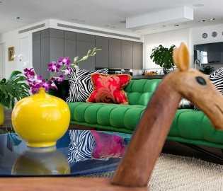 כנסו לפרויקט החגיגי שלנו וגלו אילו צבעים בחרו האדריכלים והמעצבים המובילים בישראל לשנה החדשה ואיך הם משלבים אותם בבית