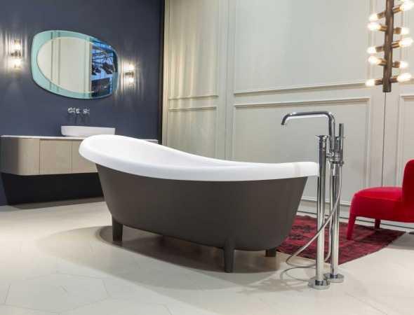 Robertto Lazaroni bath
