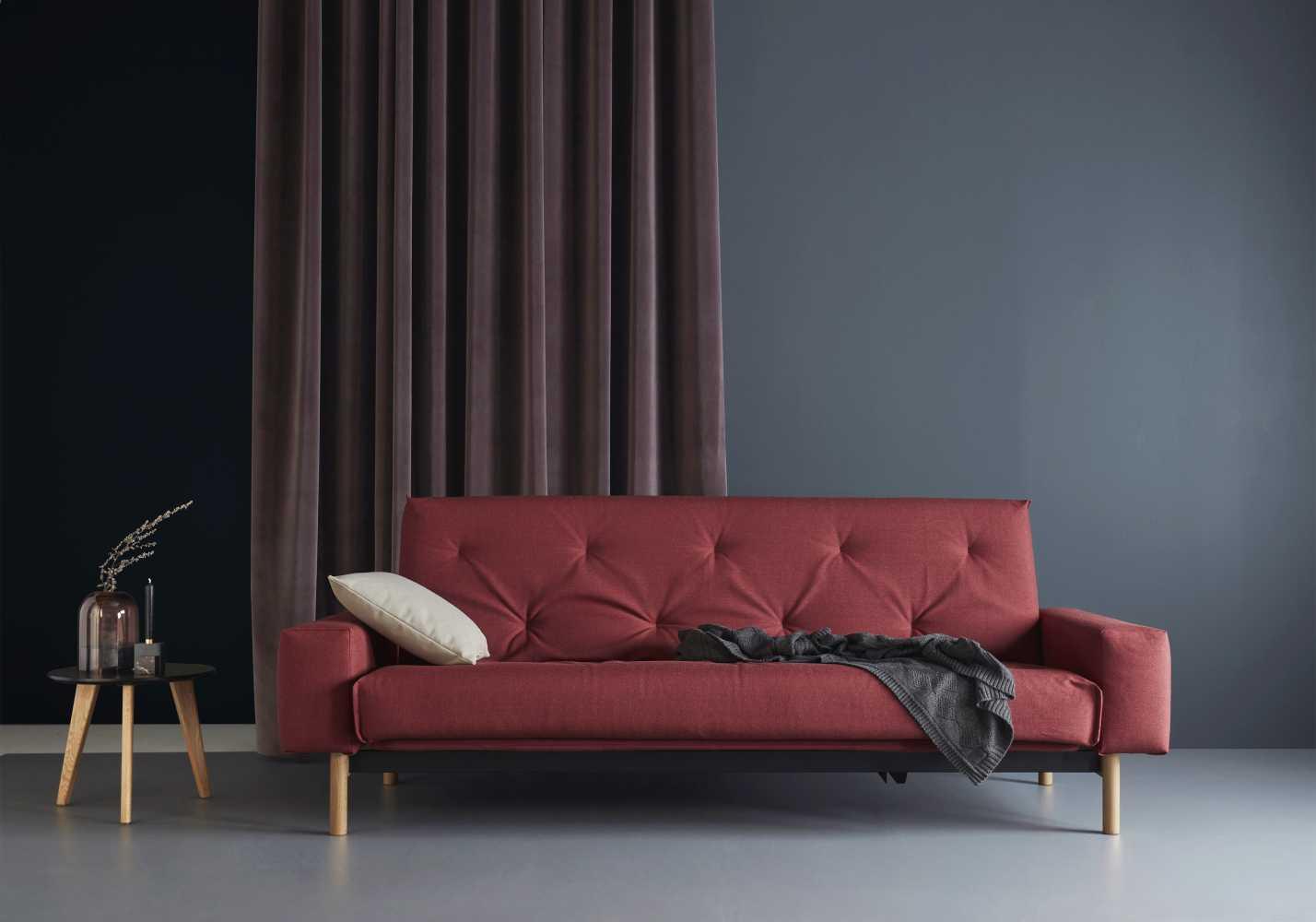 ספה בסגנון סקנדינבי עכשווי אשר מביאה את הנוחות ומולטי הפונקציונליות של הספה לתוך הסלון