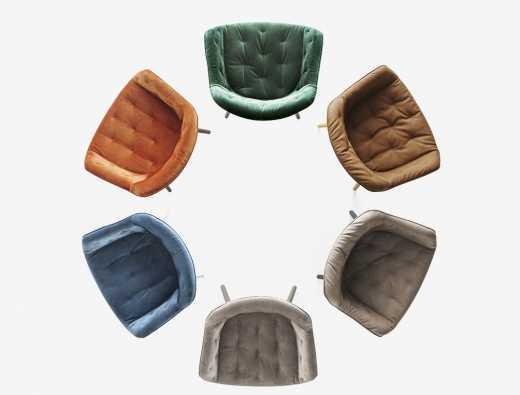 """הטרנדים לחורף הקרוב יחממו אתכם ברגע! שלא כמו בעולם האופנה, בעולמות עיצוב הבית, זוכים הטרנדים """"לחיים"""" ארוכים במיוחד, כך שתוכלו להמשיך ליהנות מהשינויים לתקופה ארוכה. חלק ראשון בסדרת כתבות - טרנד 1#: הקטיפה! אחרי שינוי תדמית אפשר להכריז על קאמבק מפואר ונוטף סטייל"""