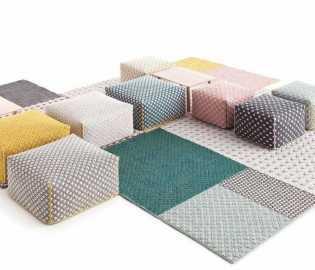 גיאומטרי, שחוק או בעבודת יד? השטיח הפרקטי הפך להיות פריט אופנתי שמלביש את הבית