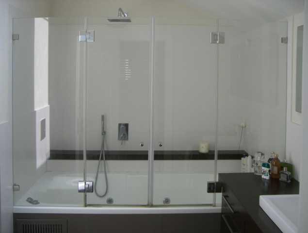אמבטיון חזית - סגירה מלאה