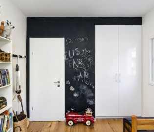 דלת מקולקציית פרימיום יוניק טופ טאץ עם צירי פייפ