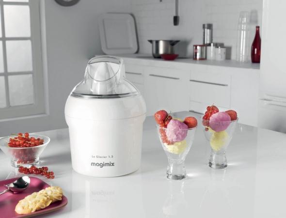 מכונת גלידה מבית המותג Magimix