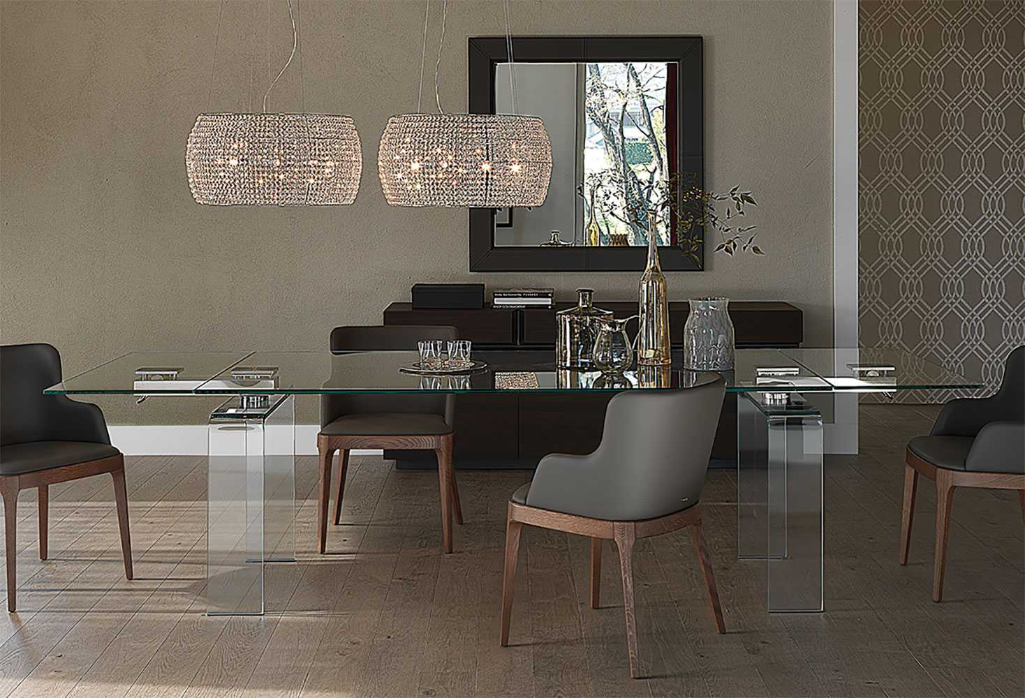 AZIMUT- שולחן אוכל נפתח- קטאלן איטליה, הקומה השנייה