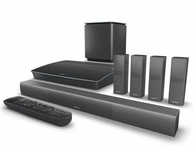 מערכת קולנוע ביתית מתקדמת בעלת עיצוב ייחודי בשילוב רמקולי OMNIJEWEL המפיקים צליל היקפי אמיתי ב 360