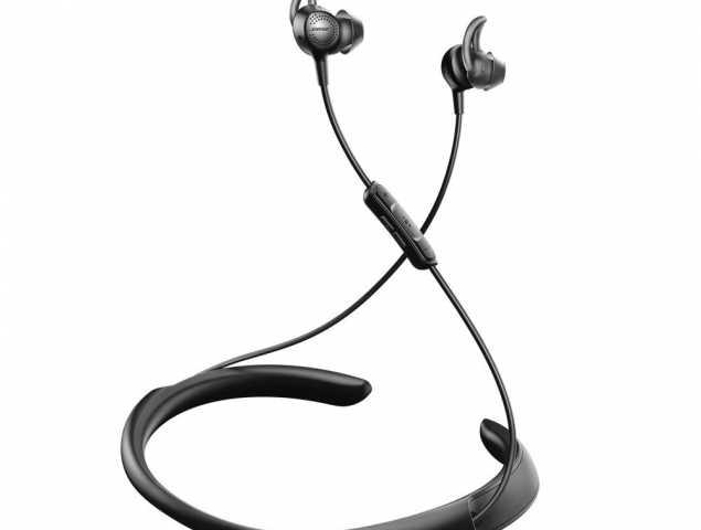 אוזניות אלחוטיות מעוצבות בצורת קשת עורפית עם טכנולוגיית BlueTooth