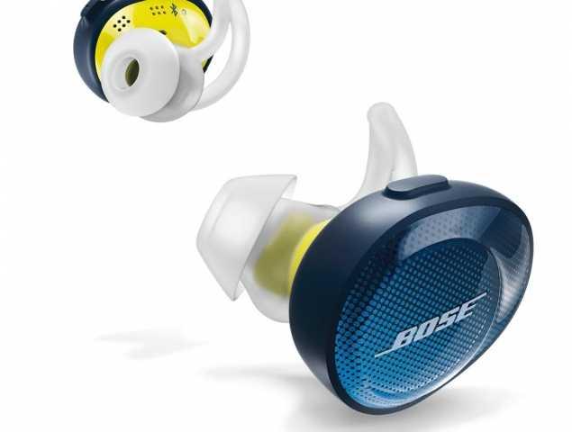 אוזניות אלחוטיות בטכנולוגי BlueTooth בעיצוב אוזניות IN EAR