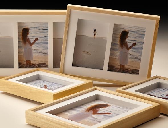 מסגרות לתמונה מעץ