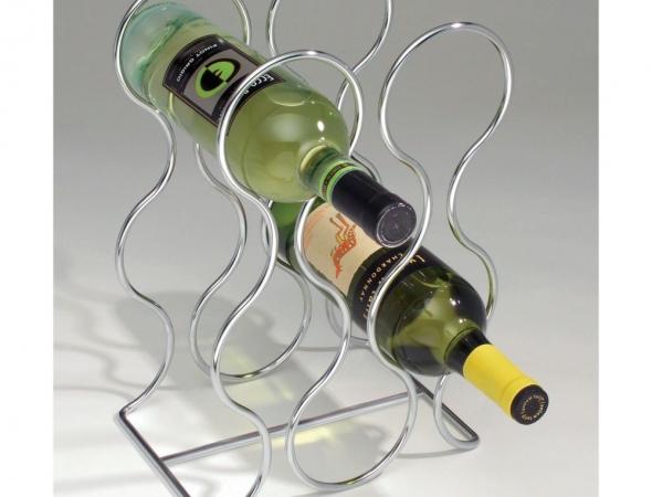 מתקן לבקבוקי יין