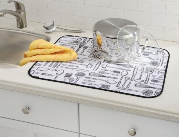 משטח לייבוש כלים