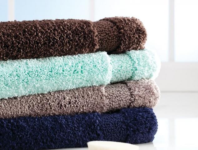שטיחי אמבטיה במגוון צבעים