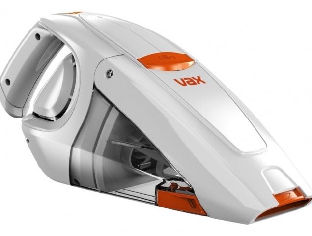 שואב אלחוטי ידני של VAX