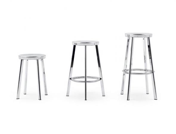 כסאות בר ושרפרך ממתכת