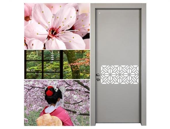 קיוטו דלת כניסה רב בריח