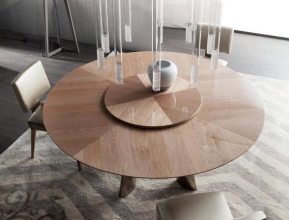 Dress round שולחן אוכל