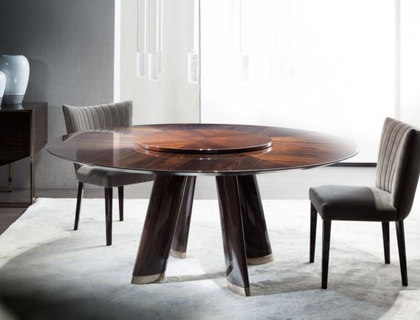 Trend Round- שולחן אוכל