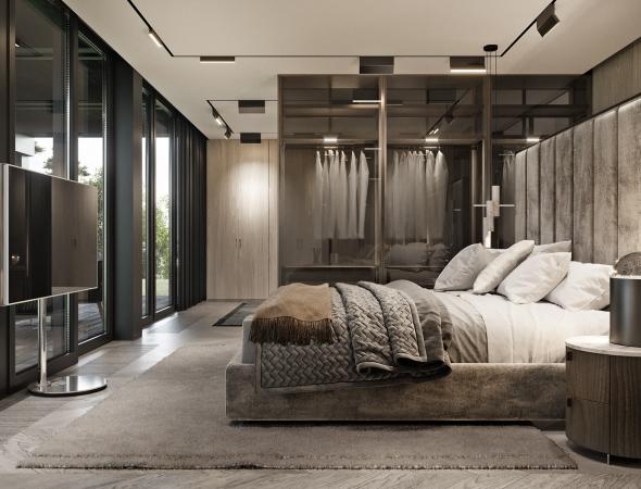STREET חדר שינה
