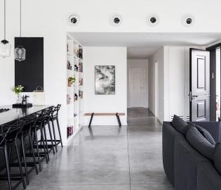 בתים מבפנים: בית של המעצבת פנינית אזולאי