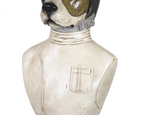 פסל כלב Africa