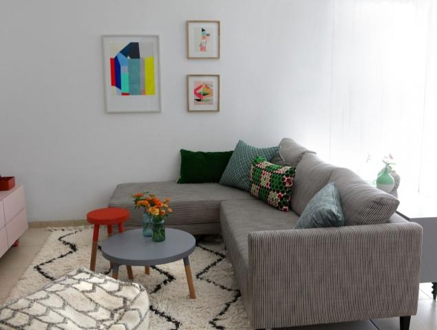 שטיח מרוקאי דגם ברבר