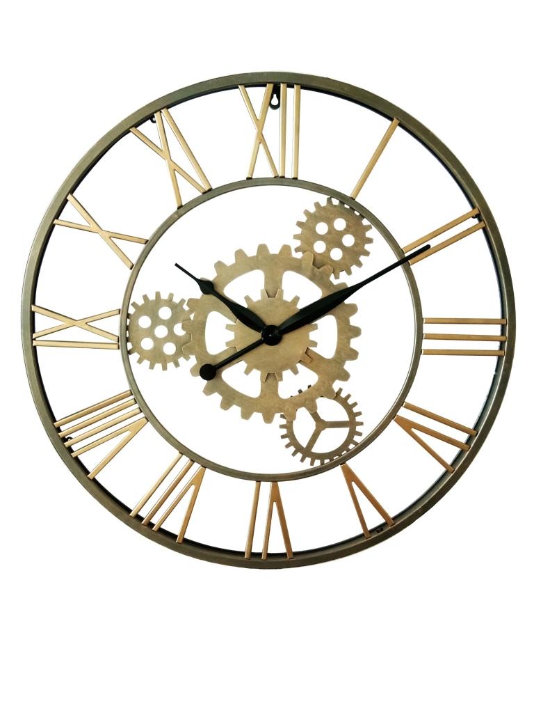 שעון מוזהב ברשת ביתילי. מחיר 399 שח. צילום ישראל כהן
