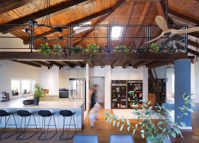 הבית של האדריכל אלון כהן