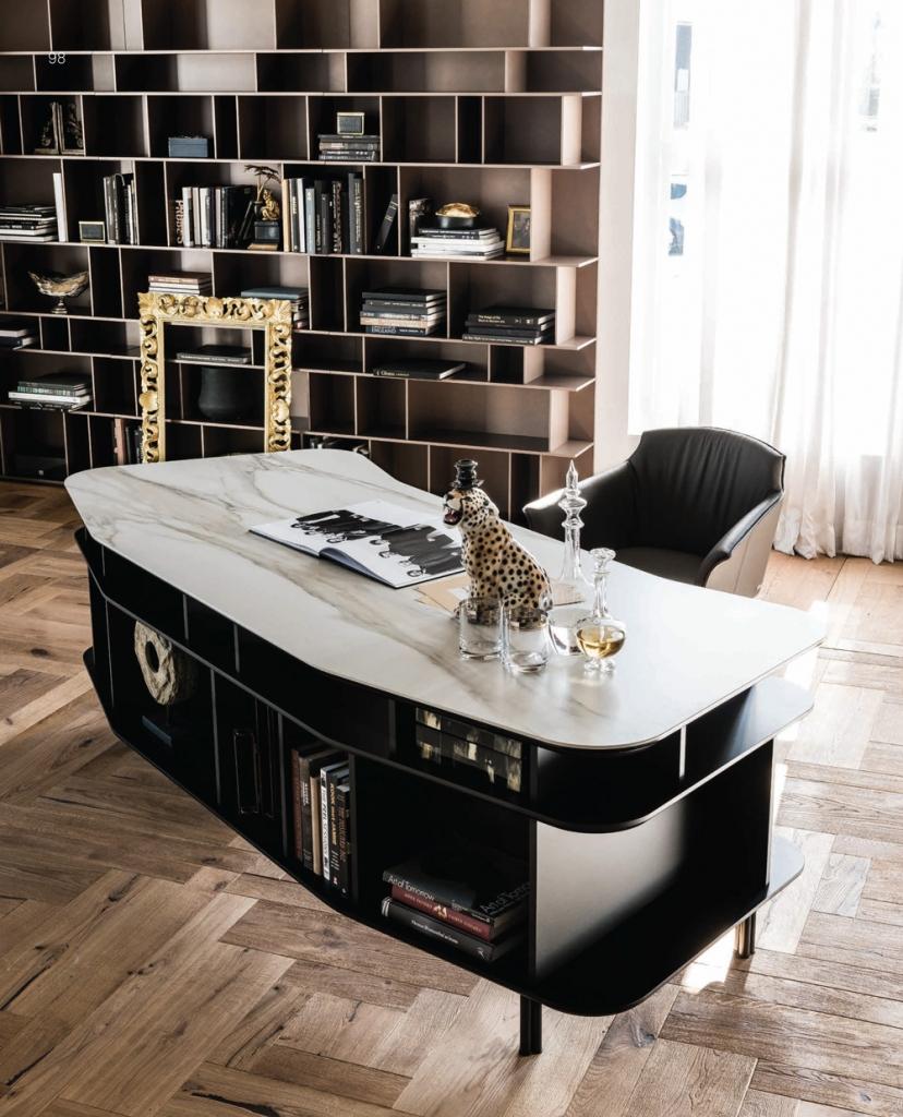 שולחן עבודה וול סטריט