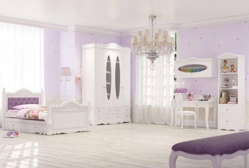 חדר ילדים נסיכה