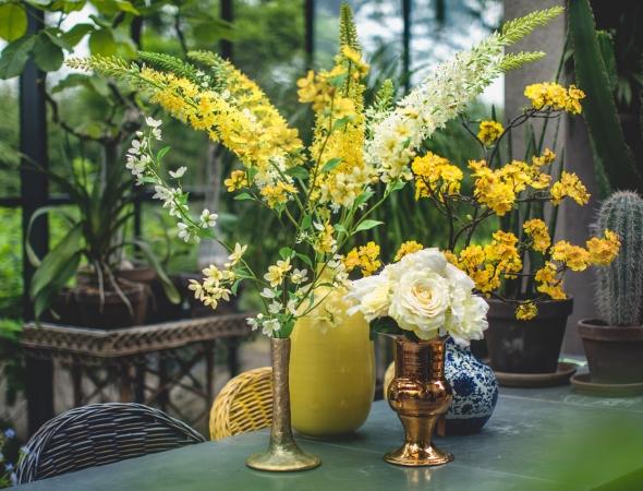 פרחים מלאכותיים מליס
