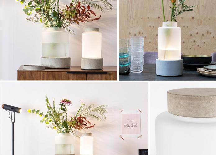מנורת אגרטל- אינוביישן