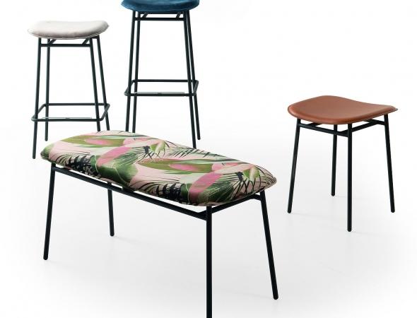 FIFTIES קולקציית כיסאות בהשראת שנות ה50- קליגריס