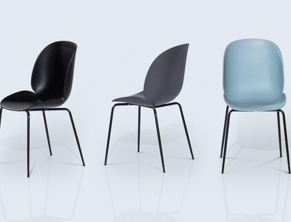 טוקיו כיסאות מעוגלים סימפלי ווד