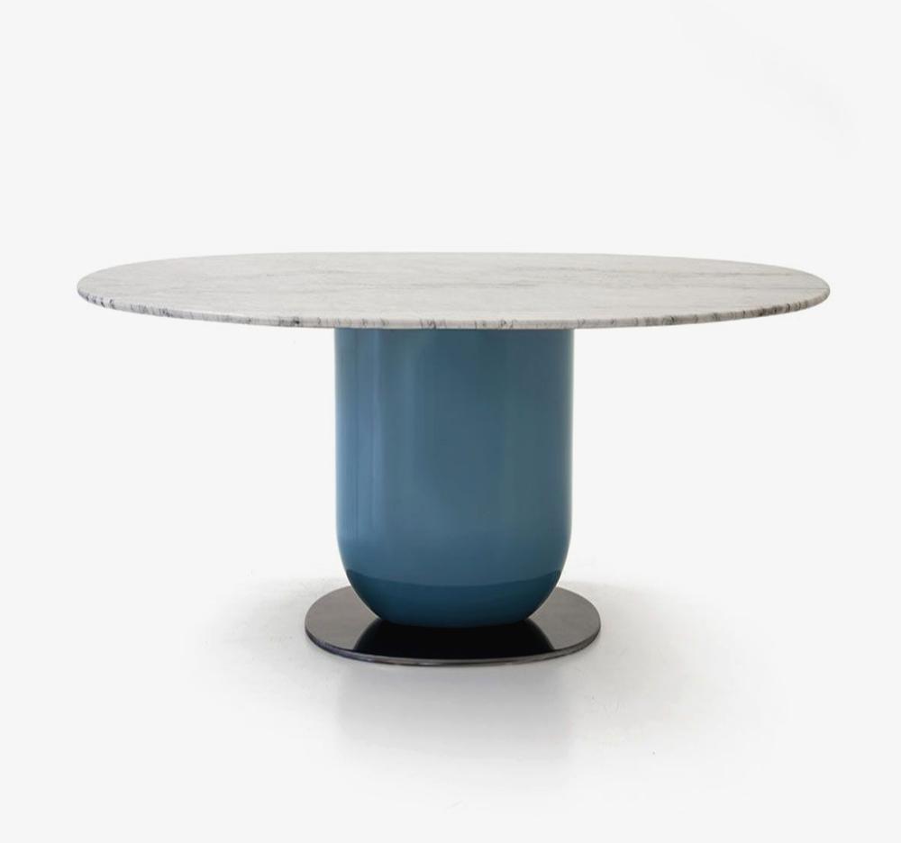 שולחן אוכל עגול רוזטו